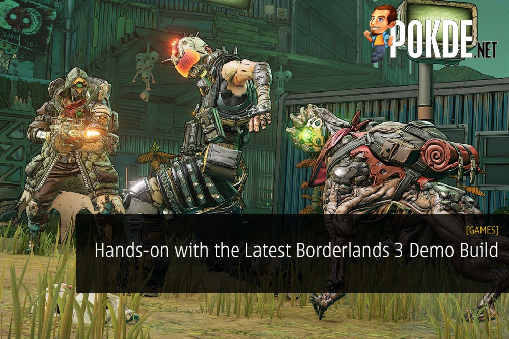 Hands-on with the Latest Borderlands 3 Demo Build