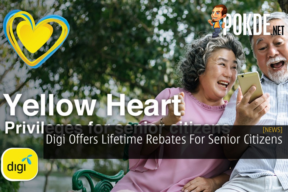 Digi Offers Lifetime Rebates For Senior Citizens 34