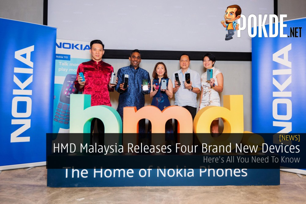 HMD Malaysia Releases Four Brand New Smartphones — Here's All You Need To Know 16