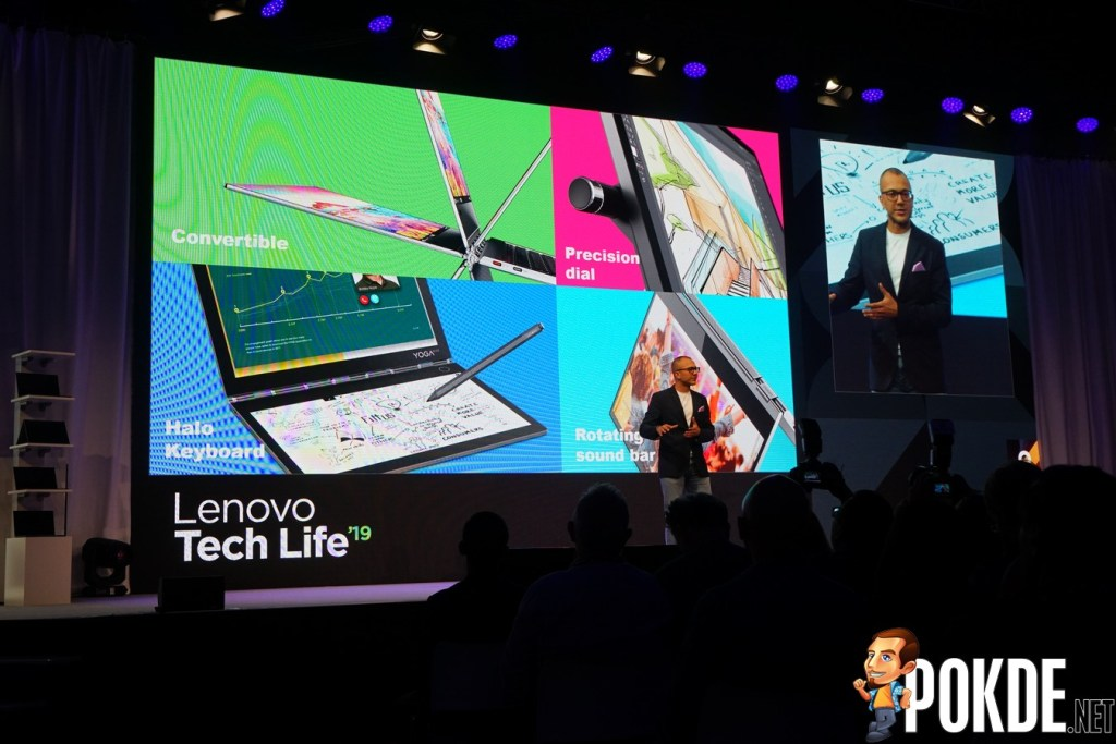 [IFA 2019] How Lenovo Super Resolution Works in the New Yoga Laptops 21