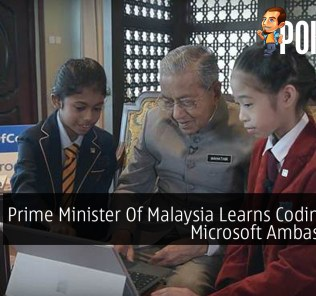 Prime Minister Of Malaysia Learns Coding With Microsoft Ambassadors 29