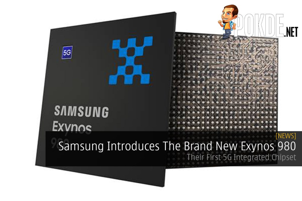 Samsung Introduces The Brand New Exynos 980 — Their First 5G Integrated Chipset 23