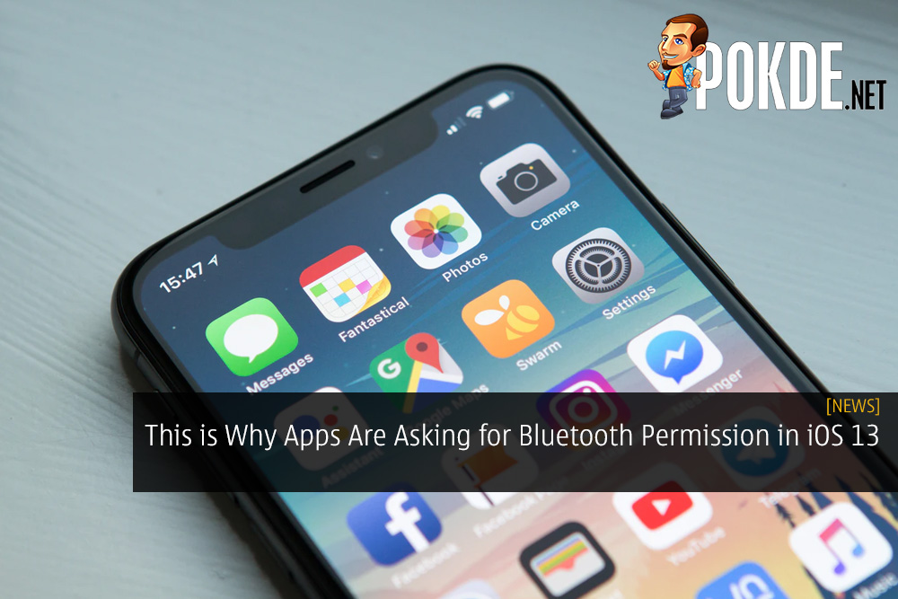 This is Why Apps Are Asking for Bluetooth Permission in iOS 13