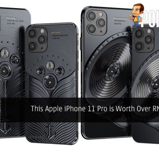 This Apple iPhone 11 Pro is Worth Over RM100,000