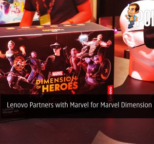 [IFA 2019] Lenovo Partners with Marvel for Marvel Dimension of Heroes AR Game 23