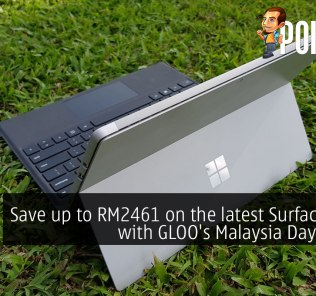 Save up to RM2461 on the latest Surface Pro 6 with GLOO®'s Malaysia Day Offers! 36