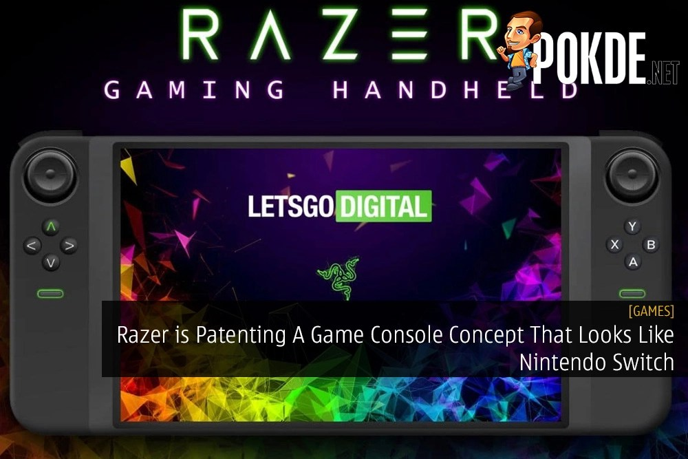 Razer is Patenting A Game Console Concept That Looks Like Nintendo Switch 23