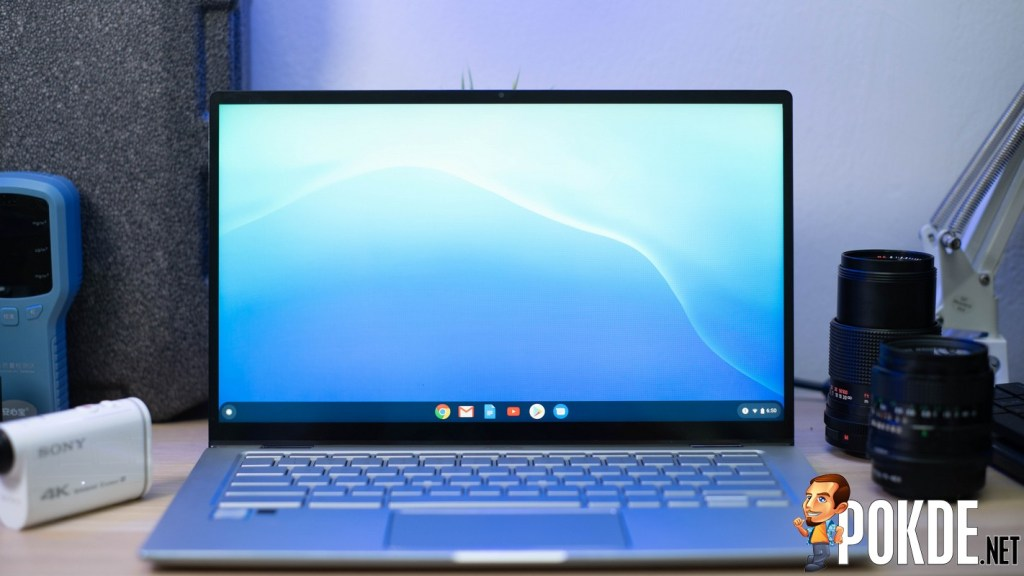 ASUS Chromebook Flip C434T Review