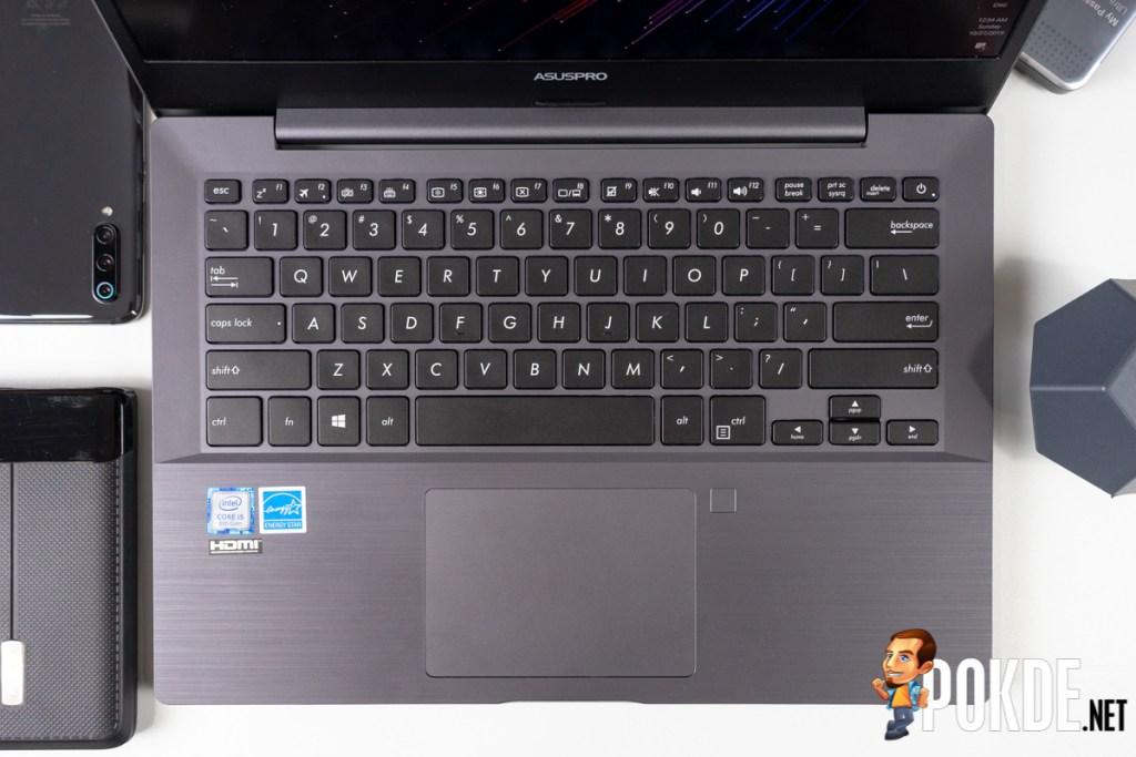 ASUS ExpertBook P5440 keyboard