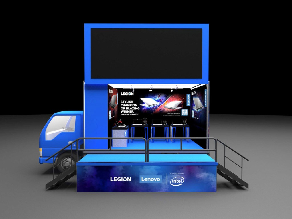 Lenovo Brings Forth Their Legion Truck — Experience The Latest Legion Laptops, Promos And Prizes! 22