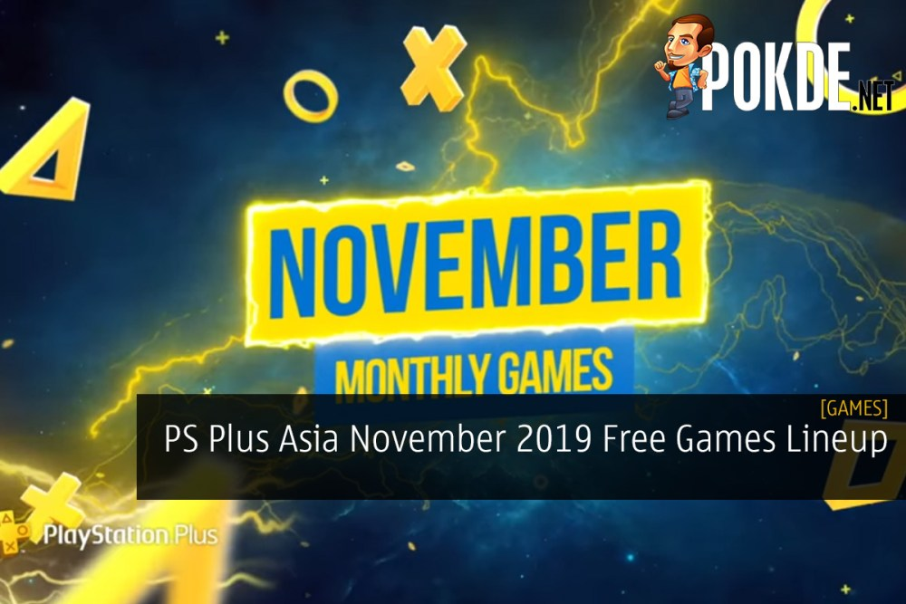 PS Plus Asia November 2019 Free Games Lineup 22