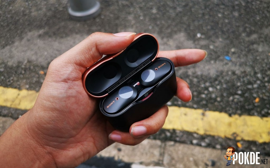 Sony WF-1000XM3 Review - The Standard-Bearer of True Wireless Earbuds