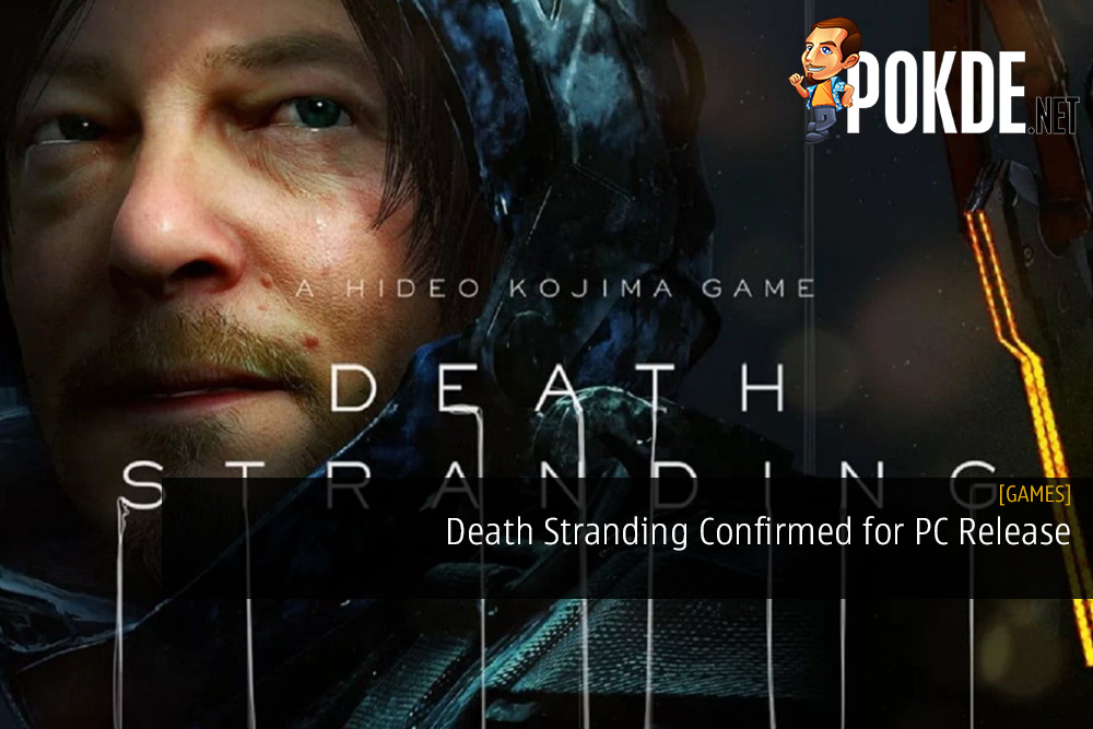 Death Stranding Confirmed for PC Release