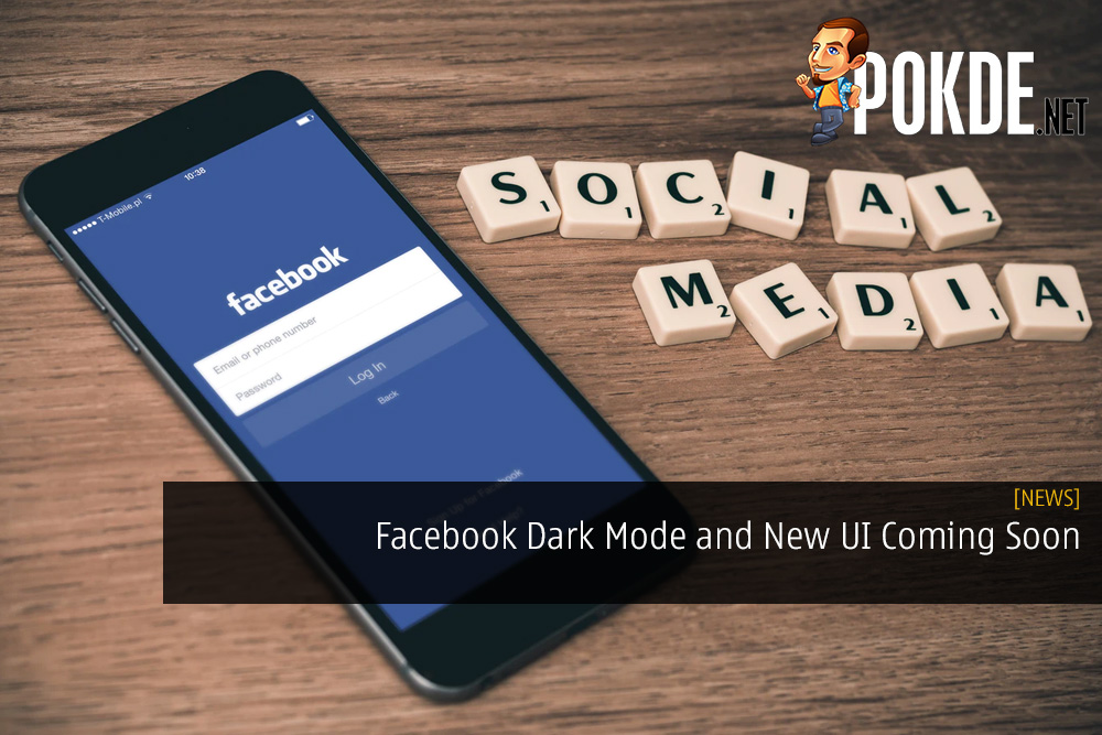 Facebook Dark Mode and New UI Coming Soon - Looks Familiar, Doesn't It?