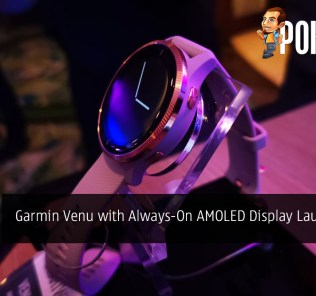 Garmin Venu with Always-On AMOLED Display Launched in Malaysia