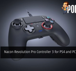 Nacon Revolution Pro Controller 3 for PS4 and PC Unveiled