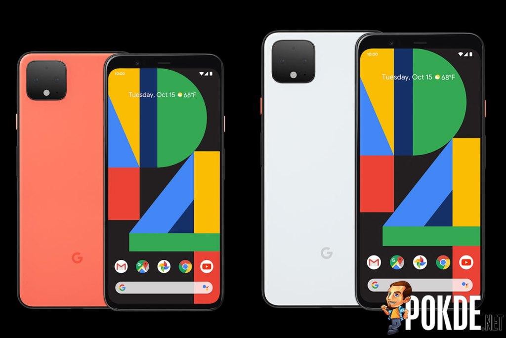 google pixel 4 google pixel 4 xl design