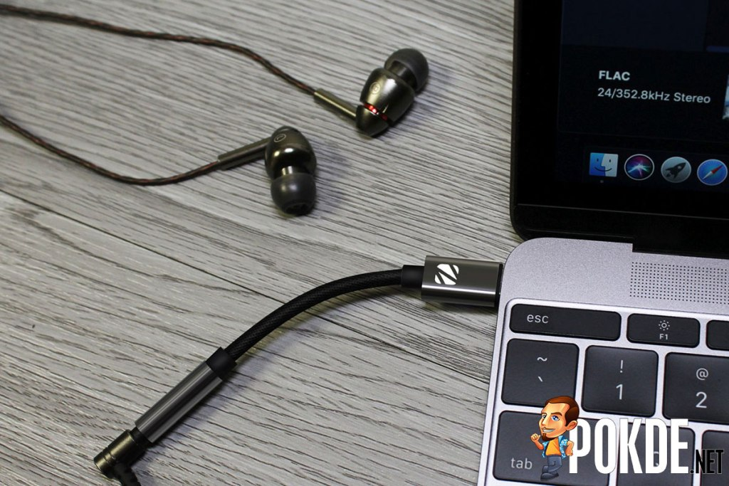 Zorloo Ztella is the USB-3.5mm dongle you want 25