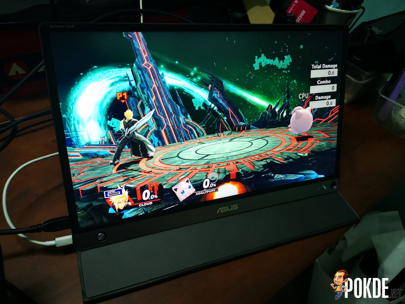 ASUS ZenScreen Touch MB16AMT Portable Monitor Review - Portable Productivity Powerhouse 44