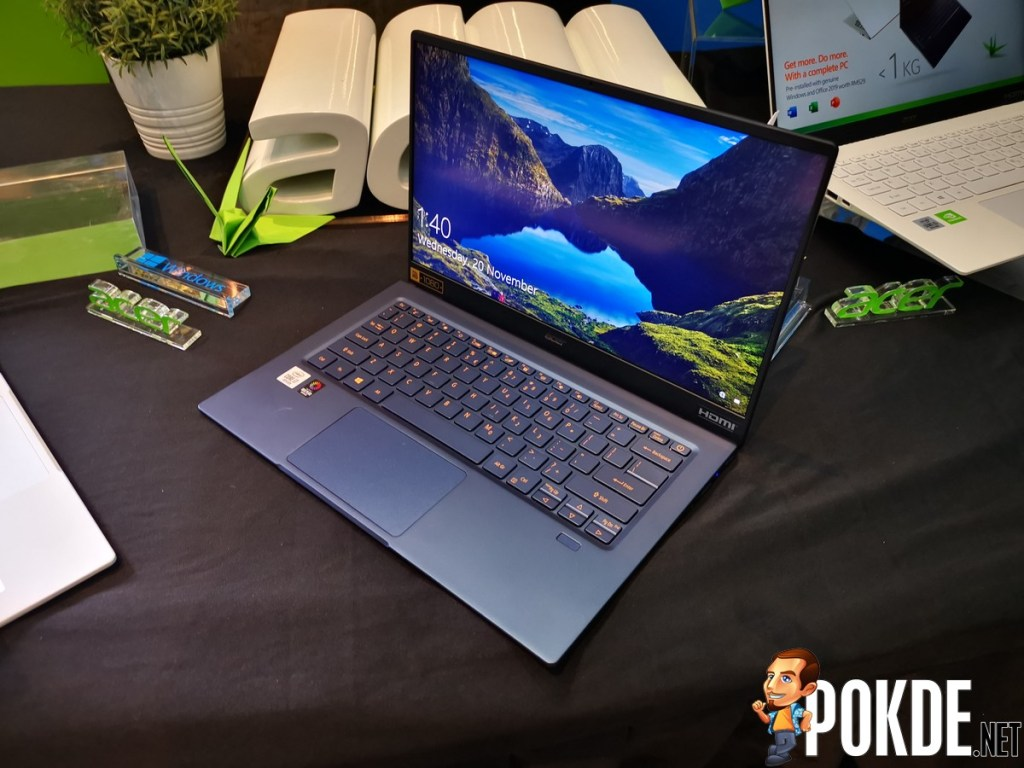New Acer Swift 5 Launched in Malaysia - It's Light But It Packs a Punch 23