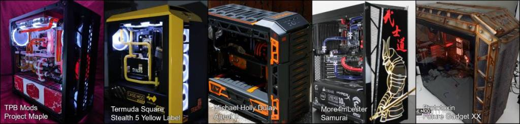 Case Mod World Series 2019 winners announced — The creativity is above 9000! 24
