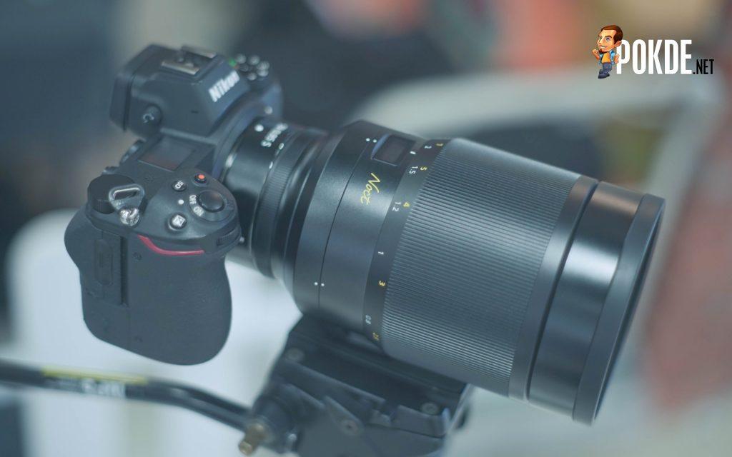 NIKKOR Z 58mm f/0.95 S Noct
