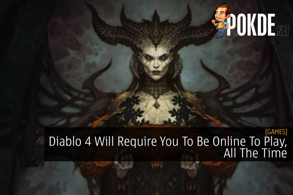 Diablo 4 Will Require You To Be Online To Play, All The Time 17