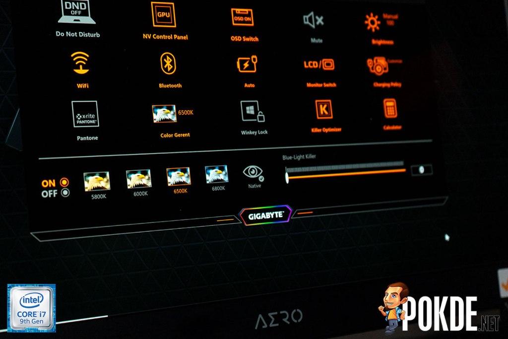 GIGABYTE AERO 15 OLED — the first OLED laptop in Malaysia! 30