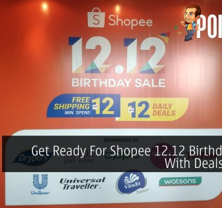 Get Ready For Shopee 12.12 Birthday Sale With Deals For All 36