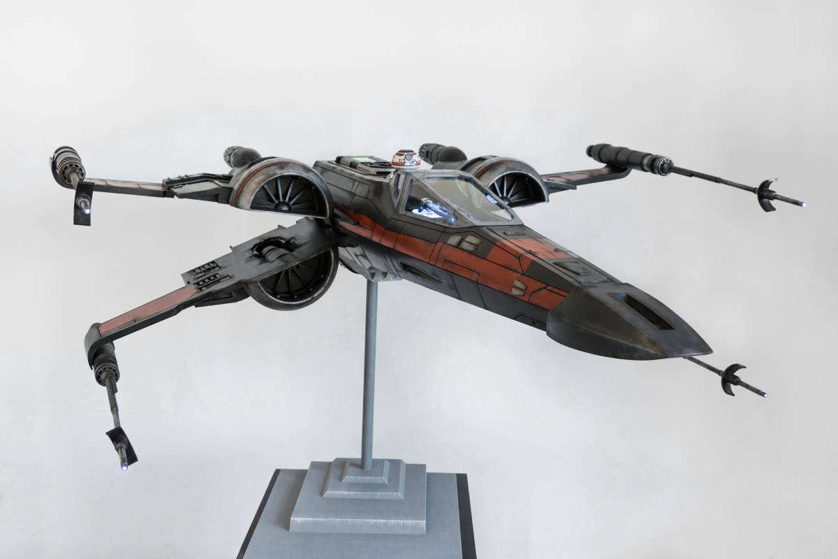 randomdesign star wars t70 x wing cmws2019