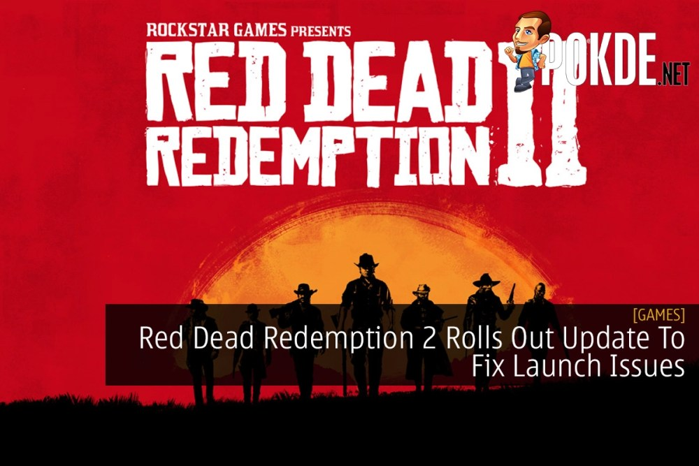 Red Dead Redemption 2 Rolls Out Update To Fix Launch Issues 23