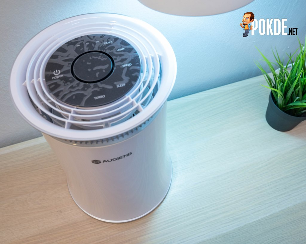 The curious case of AUGIENB HEPA Air Purifier 28