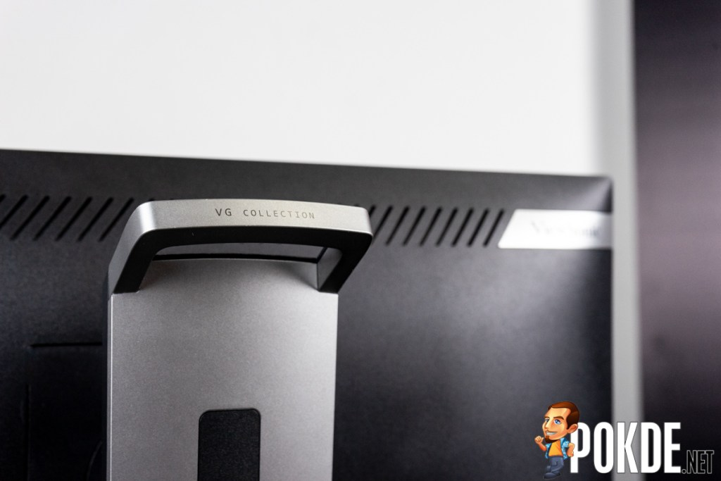 viewsonic vg2455 review stand