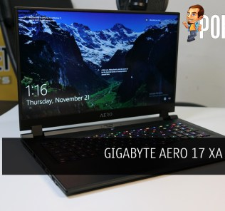 GIGABYTE AERO 17 XA Laptop Review