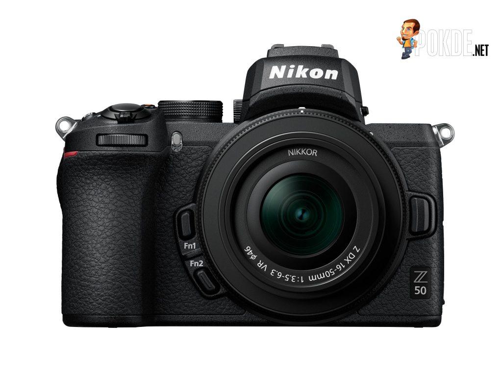 Nikon Z 50 with 16-50mm F3.5-6.3 Vr Lens