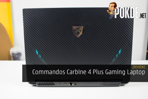 Commandos Carbine 4 Plus Gaming Laptop Review