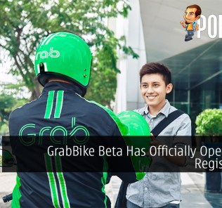 GrabBike Beta Has Officially Opened for Registration