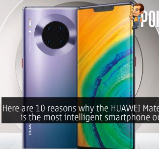 Here are 10 reasons why the HUAWEI Mate 30 Pro is the most intelligent smartphone out there 29