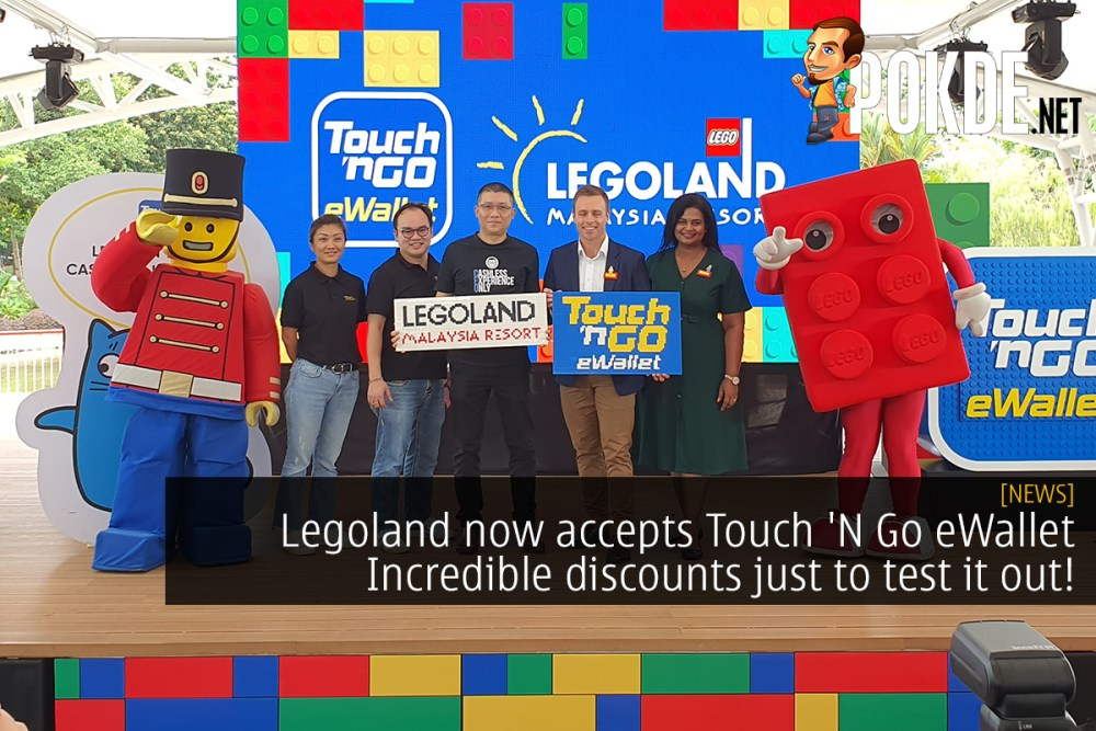 Legoland now accepts Touch 'N Go eWallet - Incredible discounts just to test it out! 22