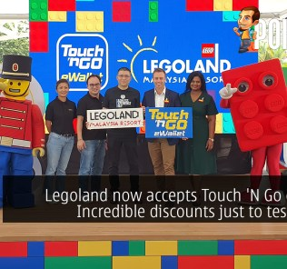Legoland now accepts Touch 'N Go eWallet - Incredible discounts just to test it out! 28