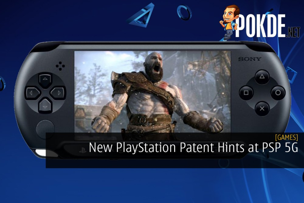 New PlayStation Patent Hints at PSP 5G - Companion Console for the PS5?