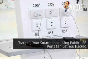 Charging Your Smartphone Using Public USB Ports Can Get You Hacked