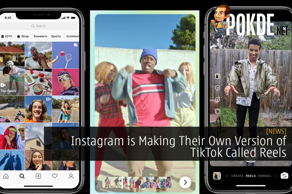 Instagram is Making Their Own Version of TikTok Called Reels