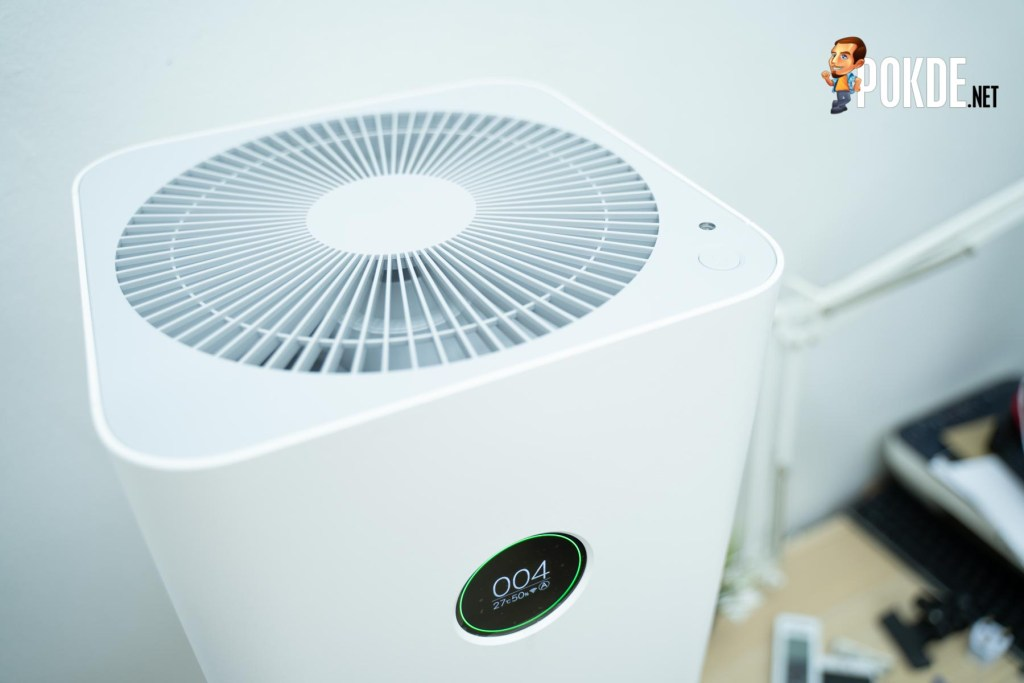 Mi Air Purifier Pro is effective in air filteration