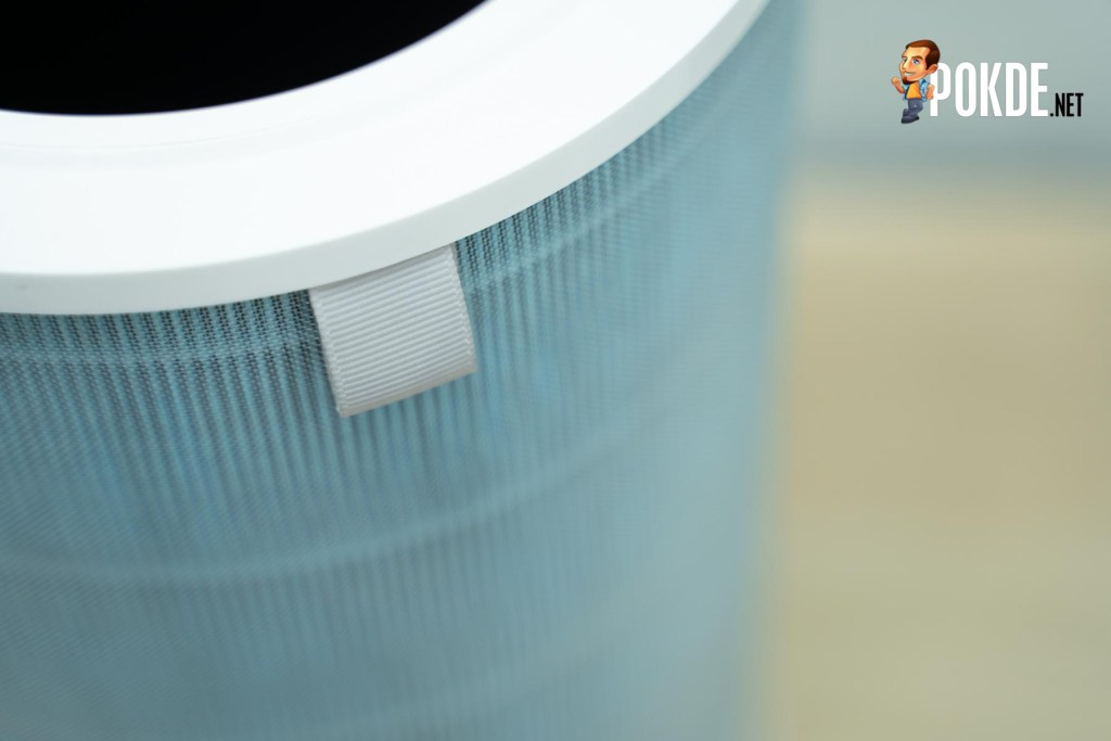 Mi Air Purifier Pro's filter comes with 3 different variant