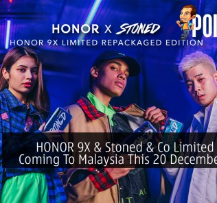 HONOR 9X & Stoned & Co Limited Edition Coming To Malaysia This 20 December 2019 29