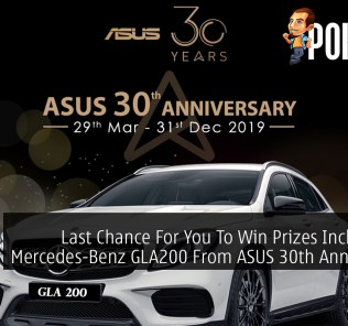 Last Chance For You To Win Prizes Including A Mercedes-Benz GLA200 From ASUS 30th Anniversary 27