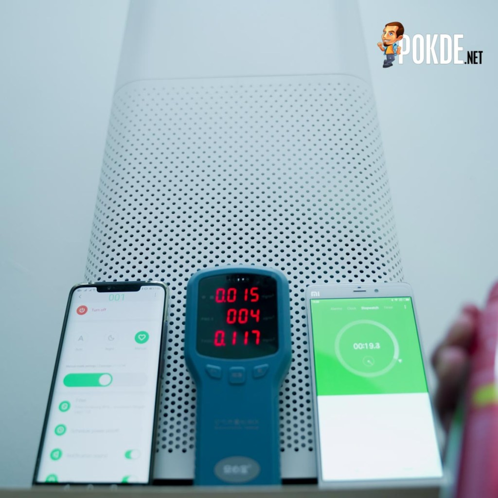 Mi Air Purifier Pro, the ultimate home air purifier 34