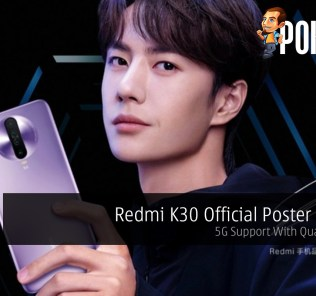 Redmi K30 Official Poster Leaked — 5G Support With Quad Cameras 27