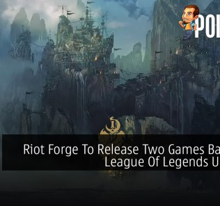 Riot Forge To Release Two Games Based On League Of Legends Universe 24